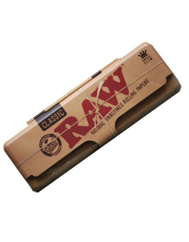 RAW RAW Papers Tin Case