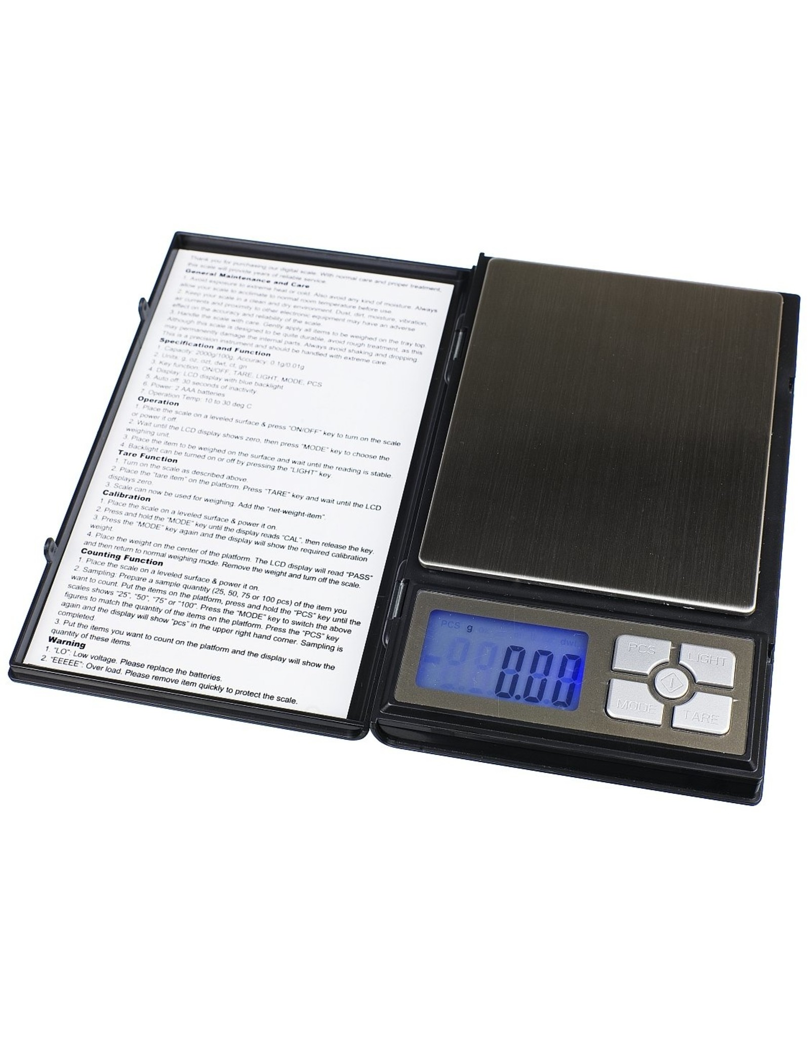 Scale Notebook