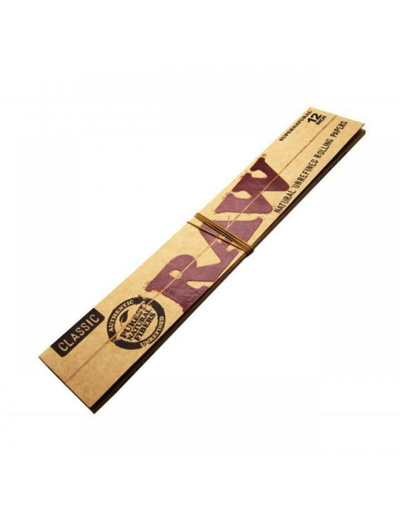 RAW RAW Papers 12inch Supernatural