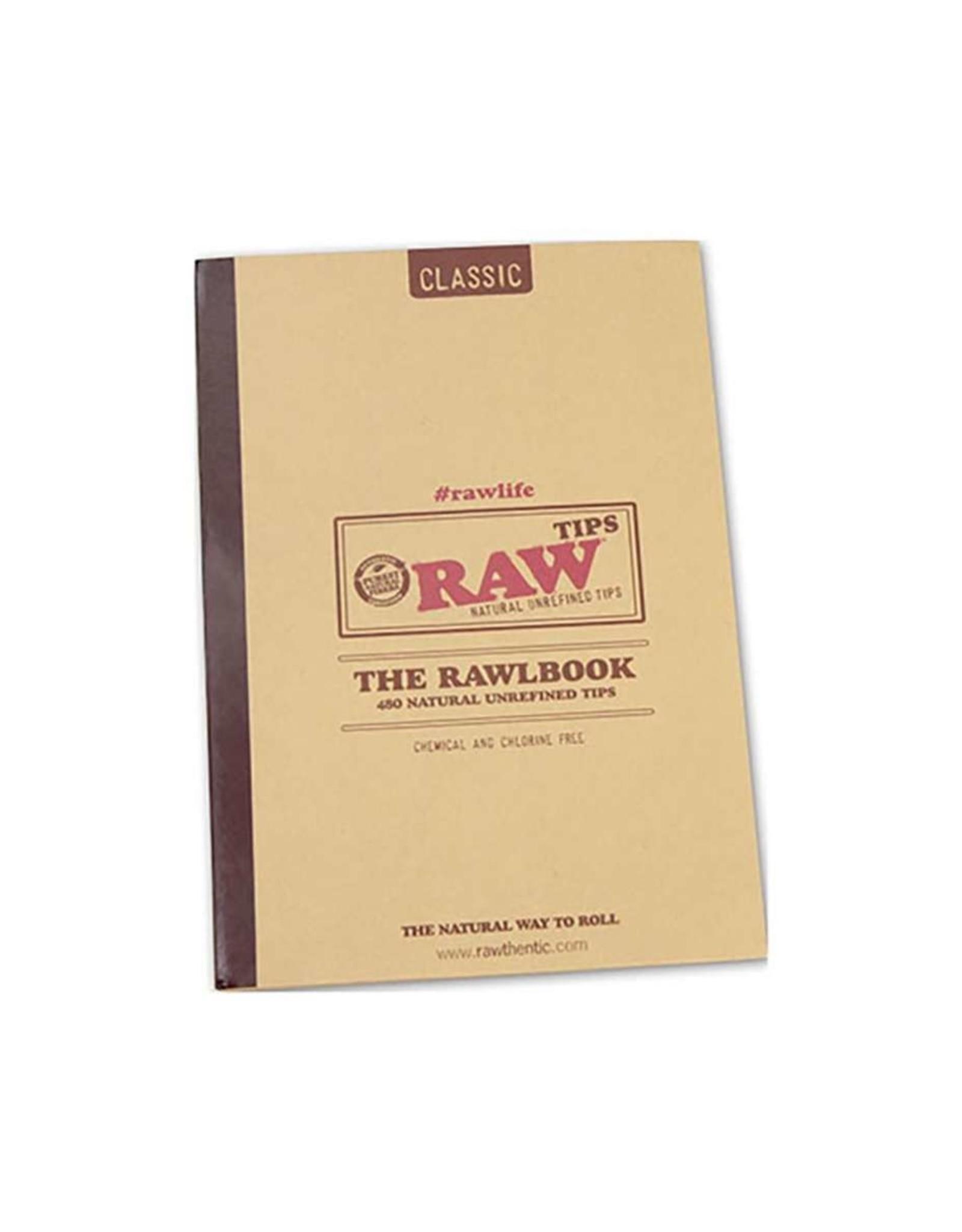 RAW RAW Tips 'The Rawlbook'