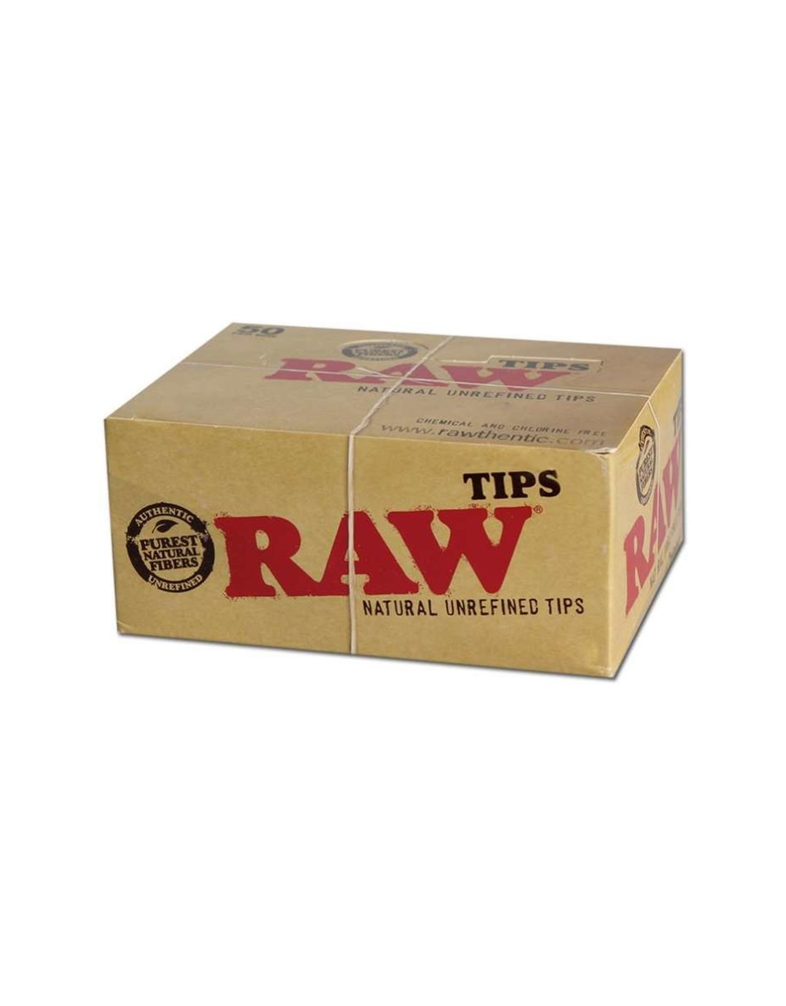 RAW RAW Tips Box