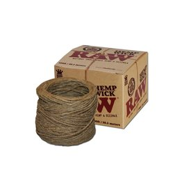 RAW RAW Hemp Wick Bundle