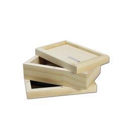 Black Leaf Pollen Screen Box (S)