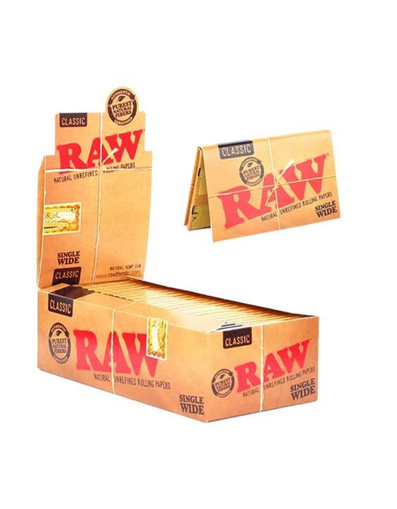 RAW Box Papers RAW Single Wide