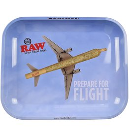 RAW RAW Prepare For Flight Rolling Tray