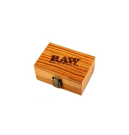 RAW RAW Wooden Box
