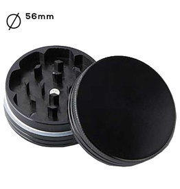Black Leaf Black Leaf 'Circle' Grinder Grey (2 parts)