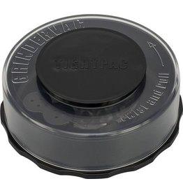 Grindervac solid Black
