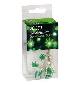 Led Lichtjes Cannabis