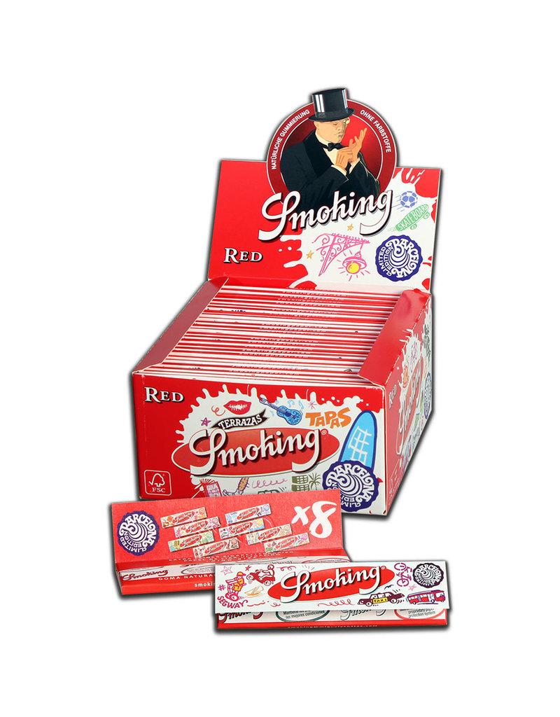 Smoking Smoking papers Red Box