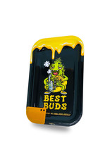 Best Buds – Dab Large Metal Rolling Tray