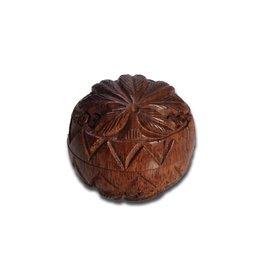 Black Leaf Rosewood grinder 2 parts (36mm)