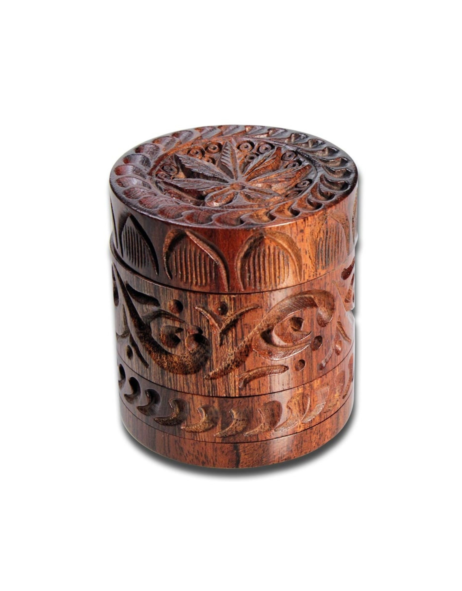 Rosewood grinder 4 parts