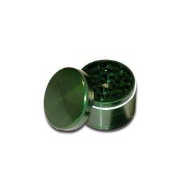 Black Leaf Alu-Grinder Green (4 parts)