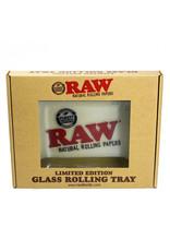 RAW RAW Glass Rolling tray