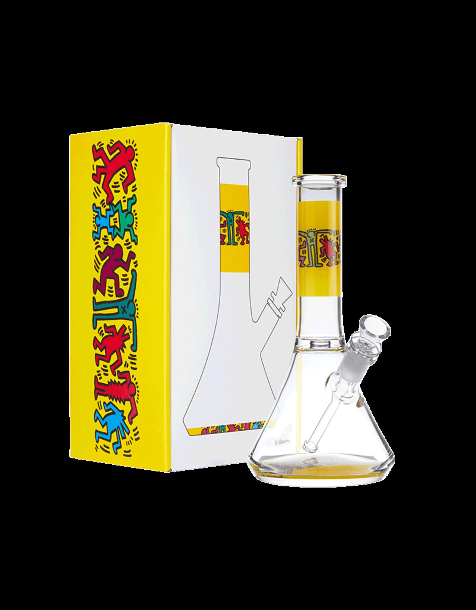 Keith Haring Keith Haring - Bong Yellow