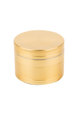 Vibes Grinder Aerospaced 50mm 4 parts (Gold)