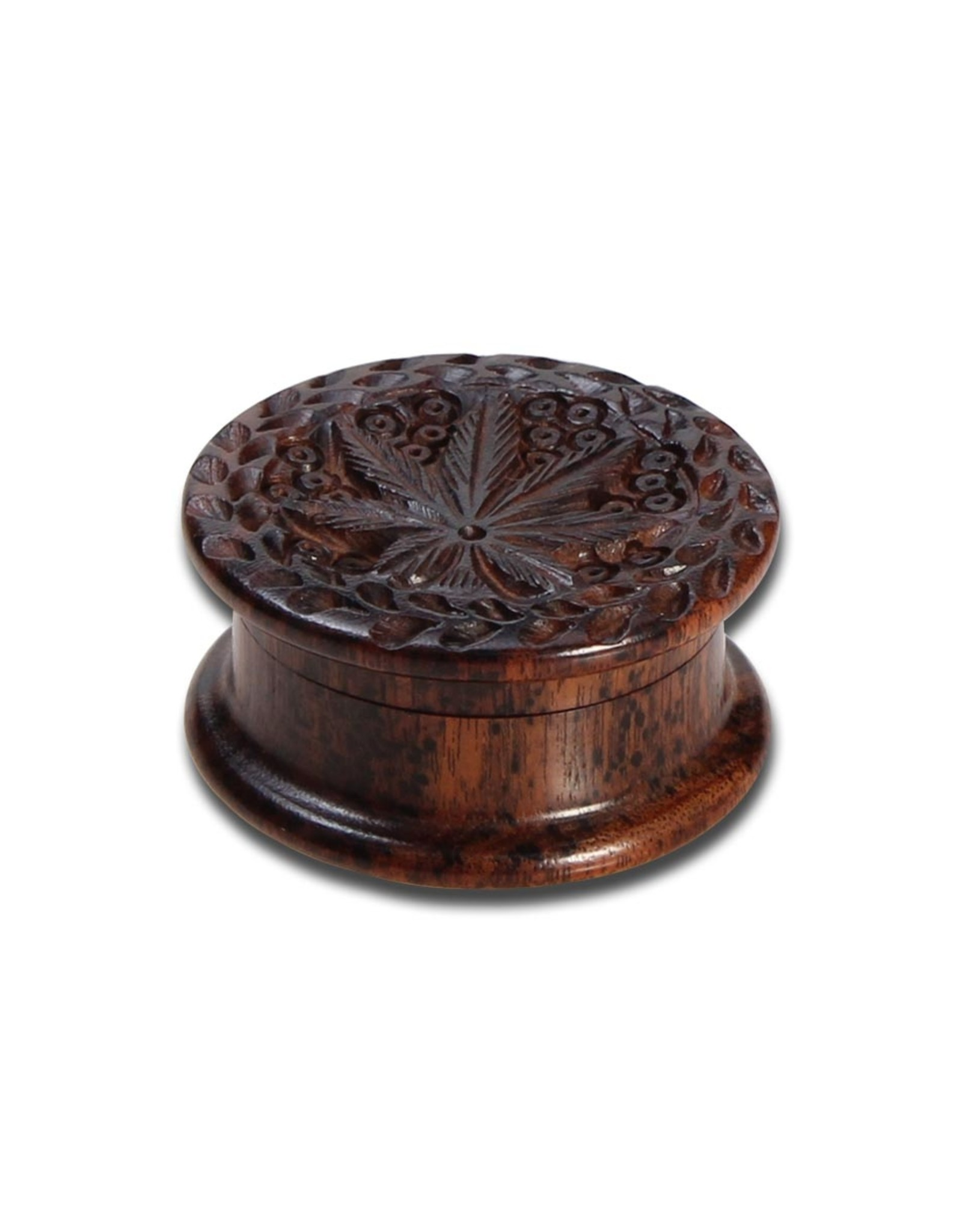 Rosewood crafted 50mm 2 parts