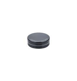 Aerospaced Grinder 50mm (2 parts) Black