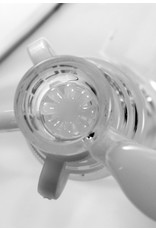 Blaze Glass Blaze - Icebong 'Spike' Cylinder White