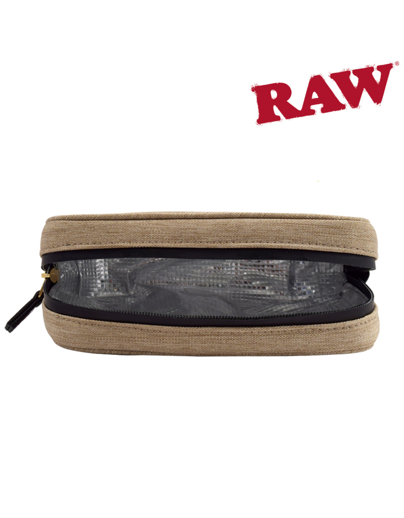 RAW Raw Smellproof Pouch Medium