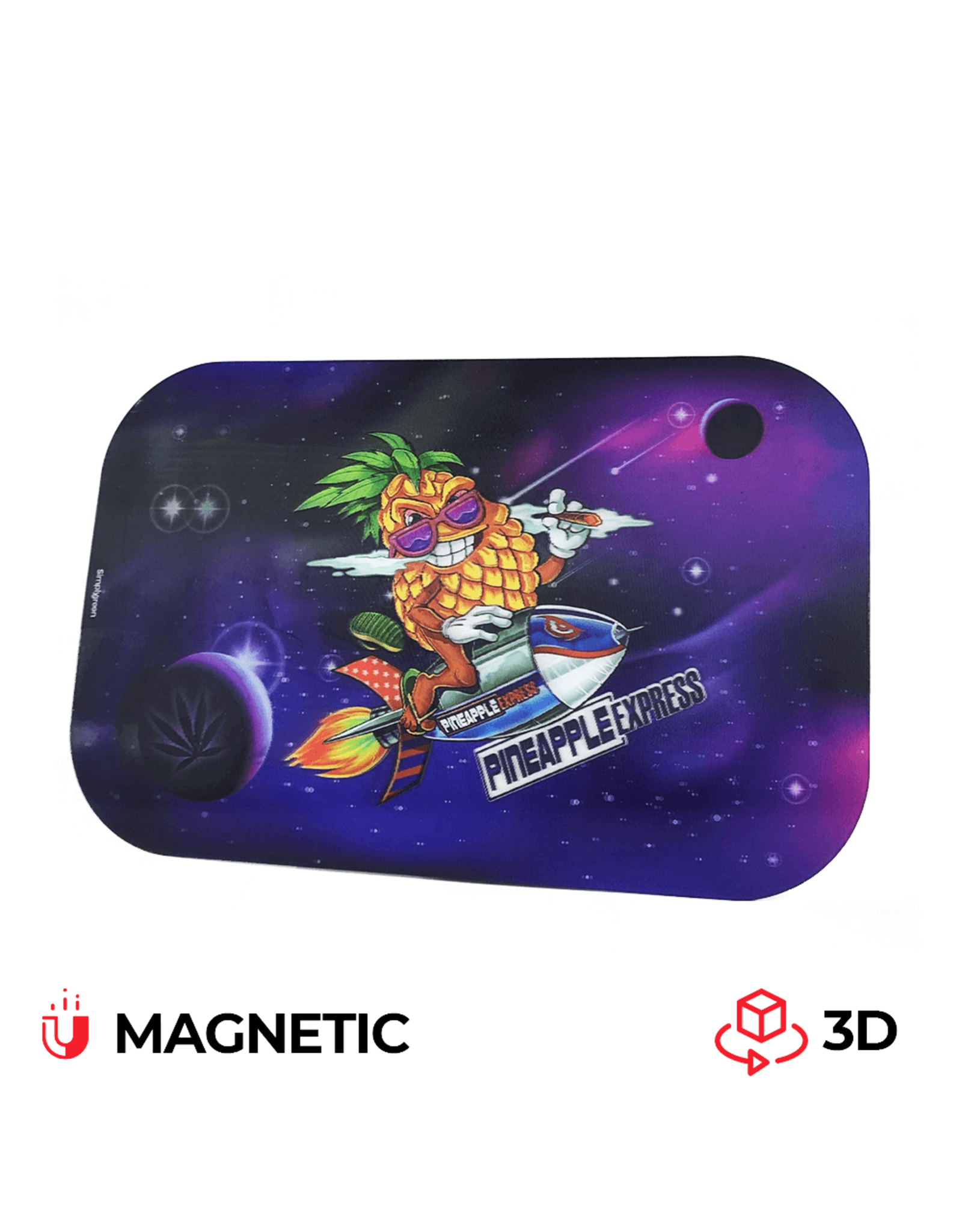 Best Buds Magnetic 3D Cover For Rolling Tray Large