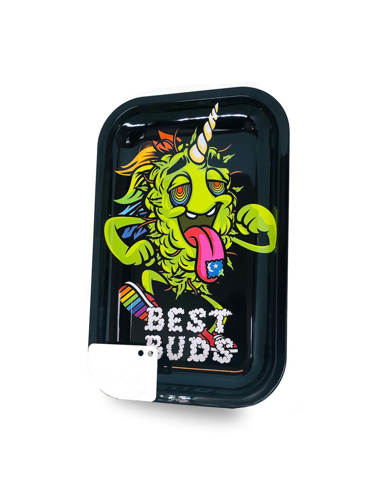 Best Buds – LSD Rolling Tray