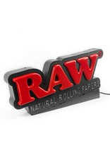 RAW RAW Store Led Sign