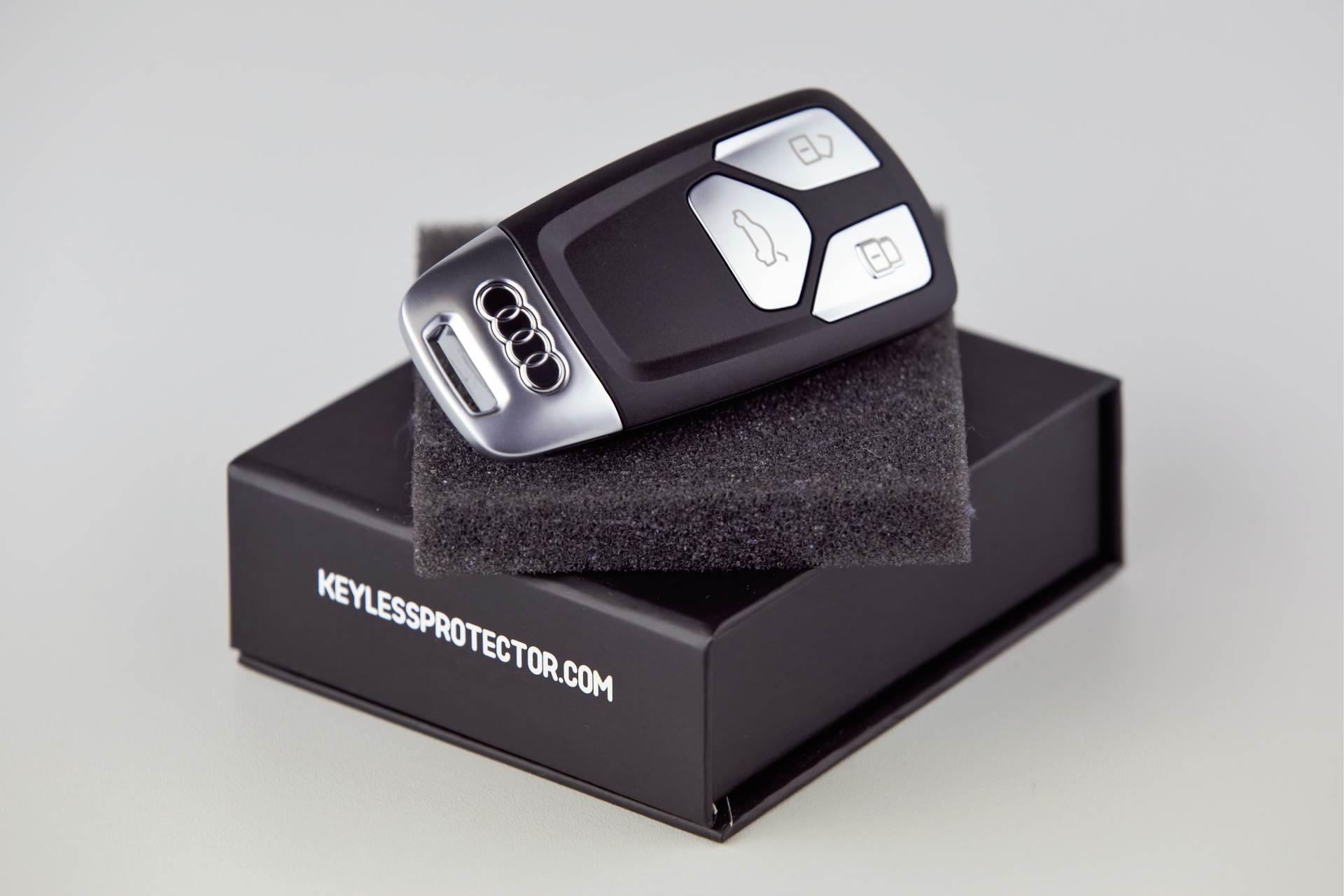Audi sleutel type 2