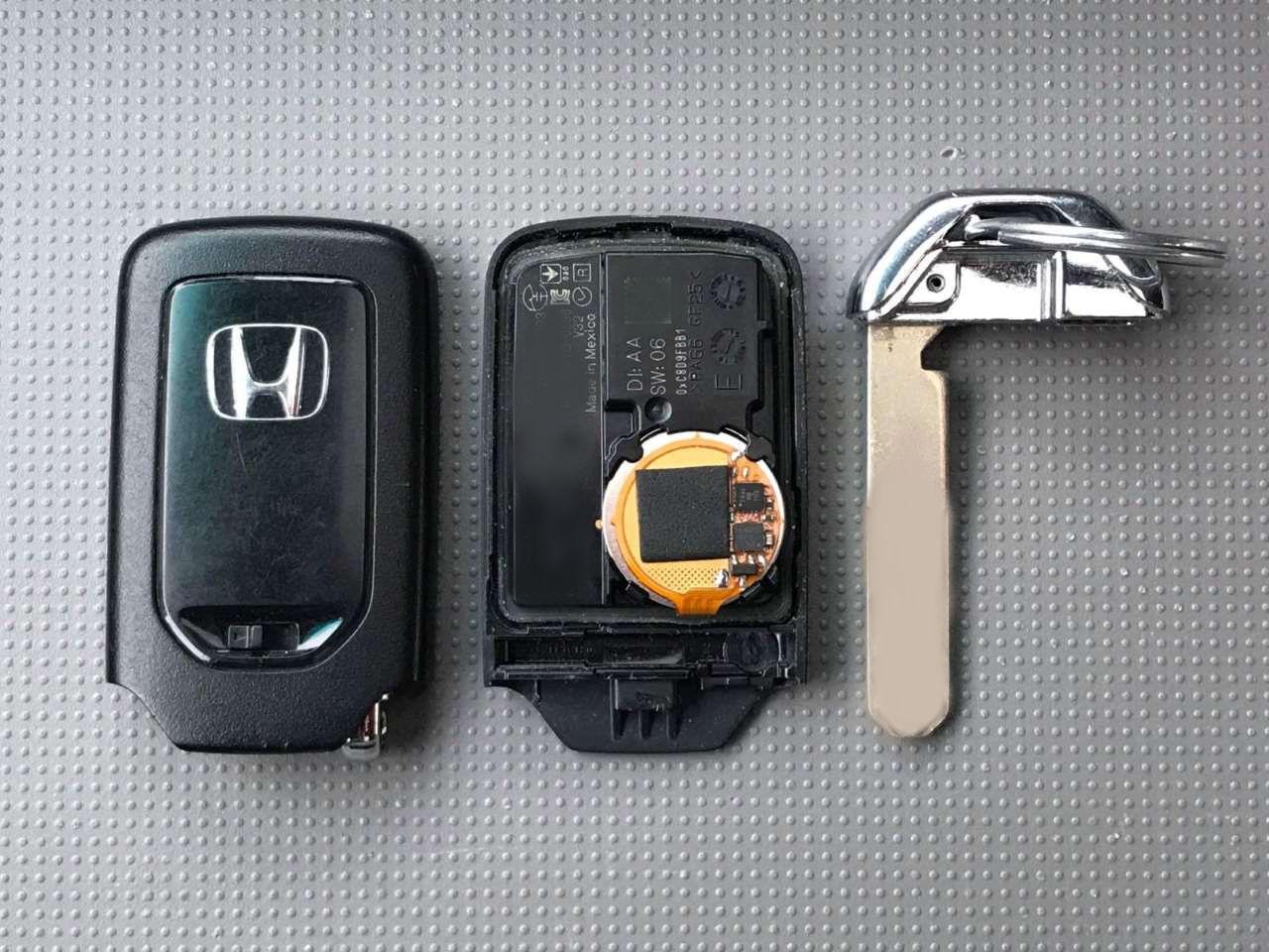 Honda sleutel