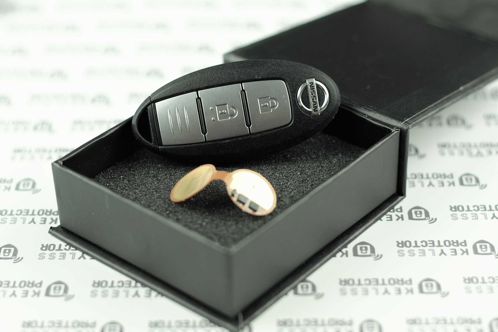 Nissan sleutel