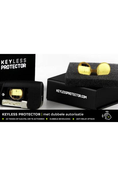 Keyless Protector met dubbele autorisatie