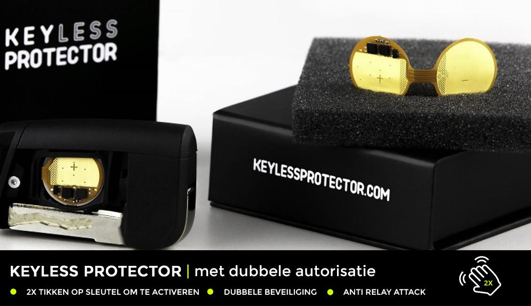 1x Keyless Protector met dubbele autorisatie-2