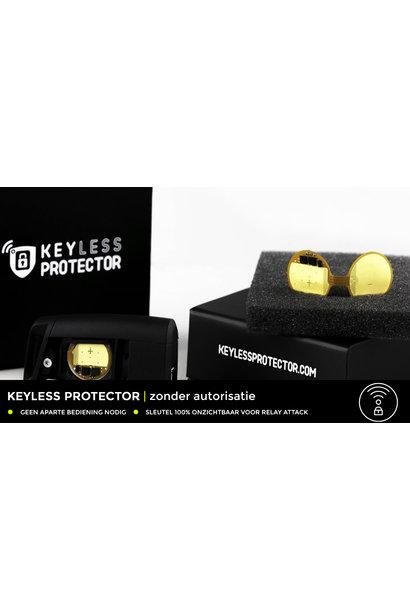 Keyless Protector zonder dubbele autorisatie