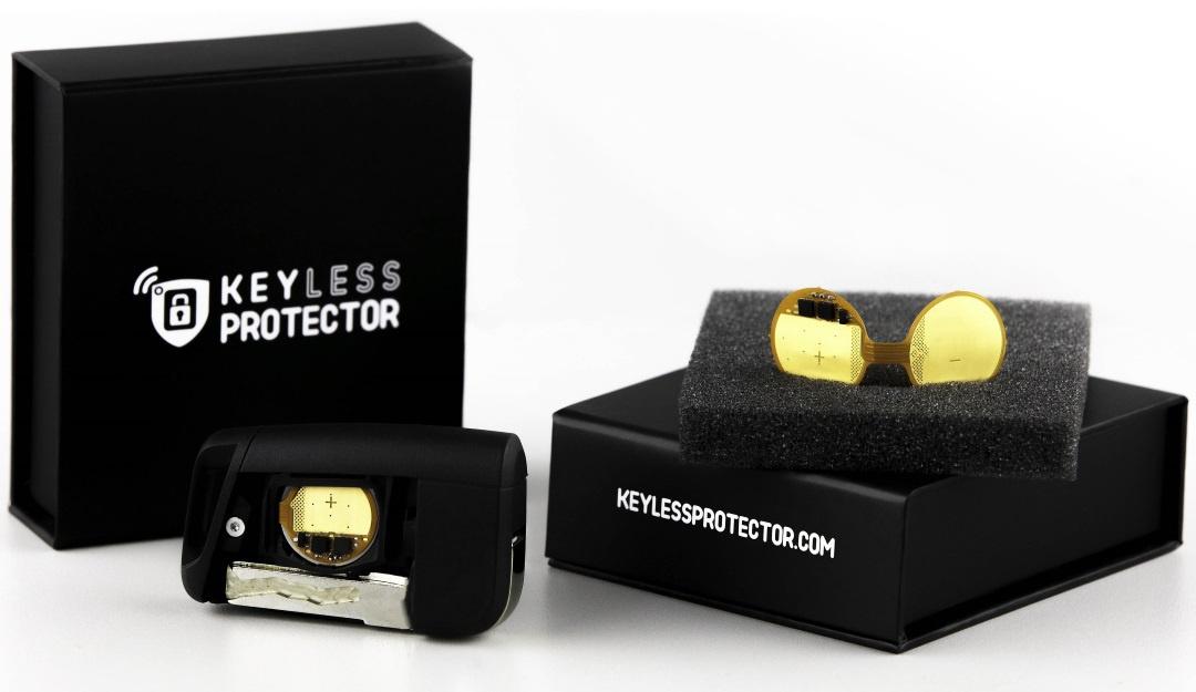 1x Keyless Protector met dubbele autorisatie-1