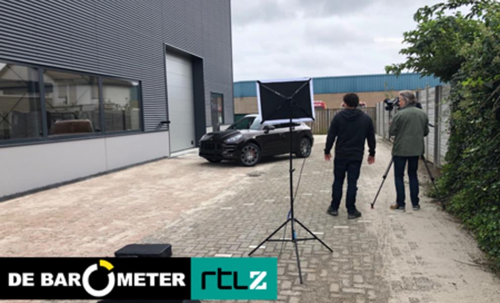 Keyless Protector bij RTL Z  de Barometer