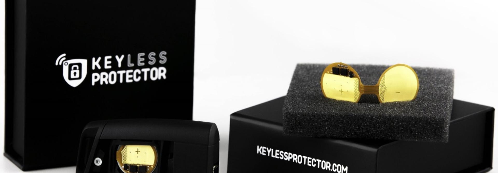 Keyless Protector nu officieel KE01 gecertificeerd