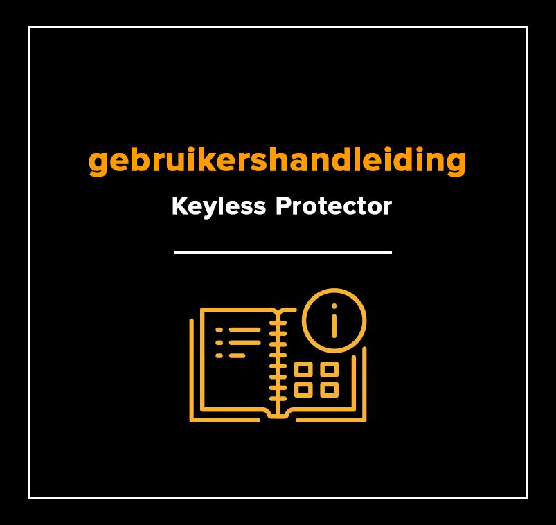 gebruikershandleiding keyless protector