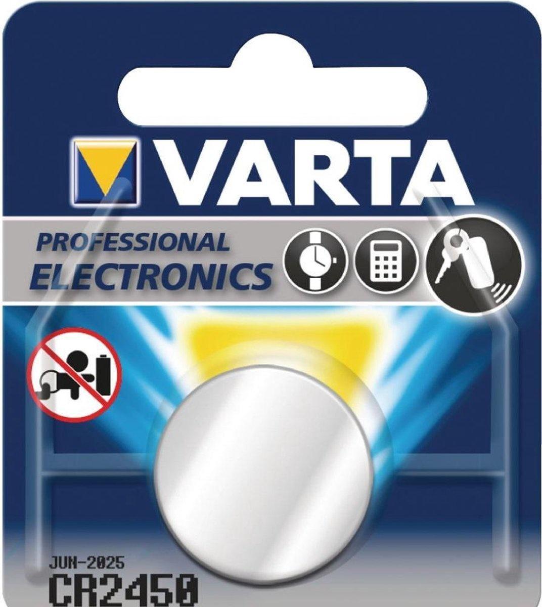 CR2450 batterij-2