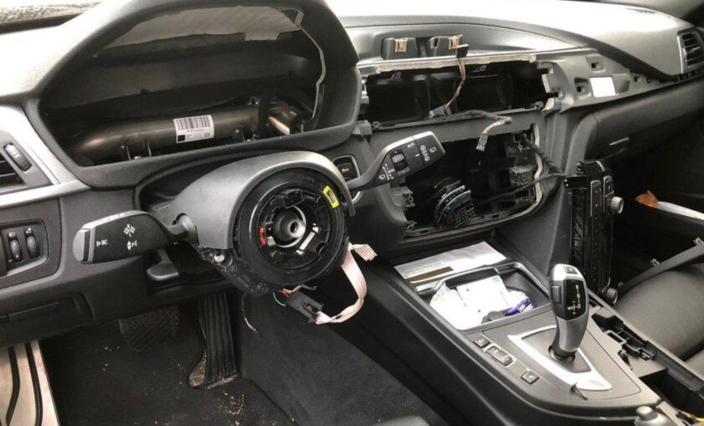 Autodieven strippen vijf BMW's in één nacht