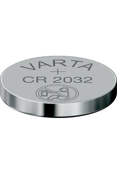 6X CR2032 batterij
