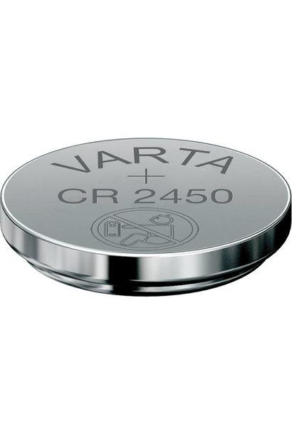 6X CR2450 batterij