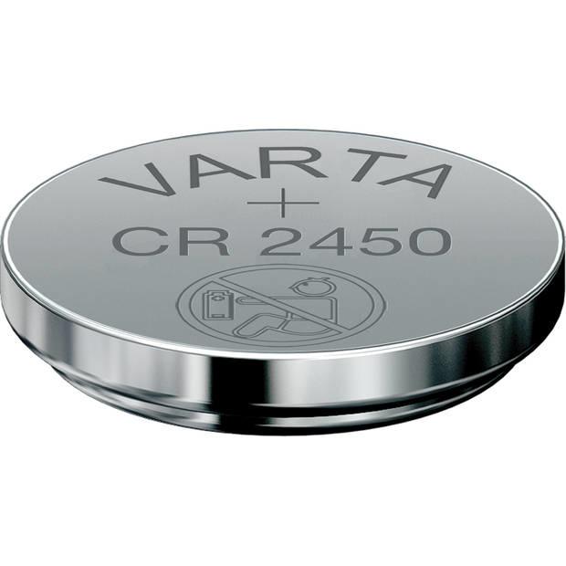 6X CR2450 batterij-1