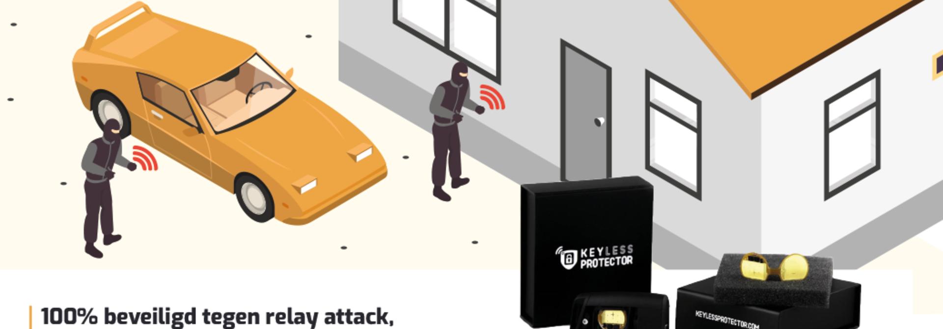 KE01 Keyless Protector dealer worden?