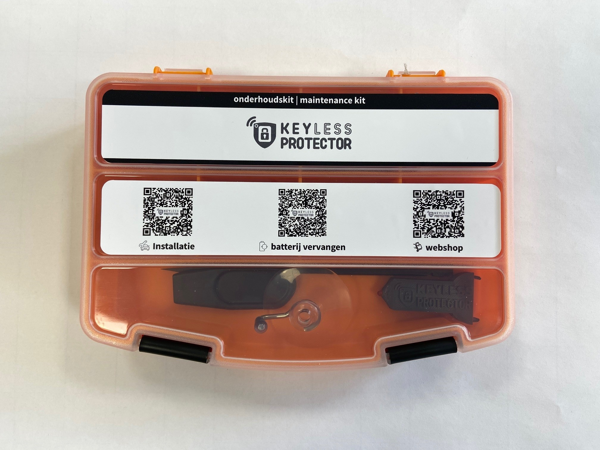 Dealer onderhoudskit Keyless Protector-1