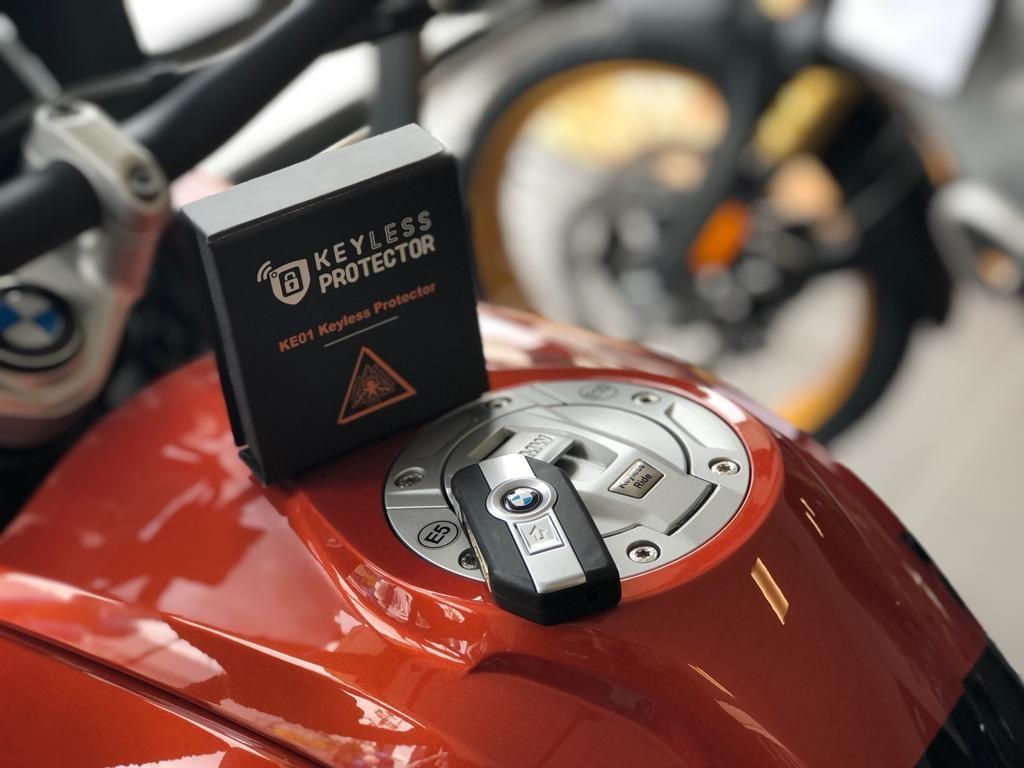 Keyless Protector KP-Motor  met  CCV SCM KE01 certificaat-3