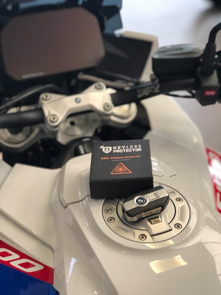 Keyless Protector KP-Motor  met  CCV SCM KE01 certificaat-4
