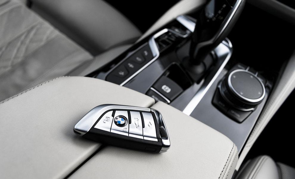 BMW van Tom Cruise gestolen via relay attack