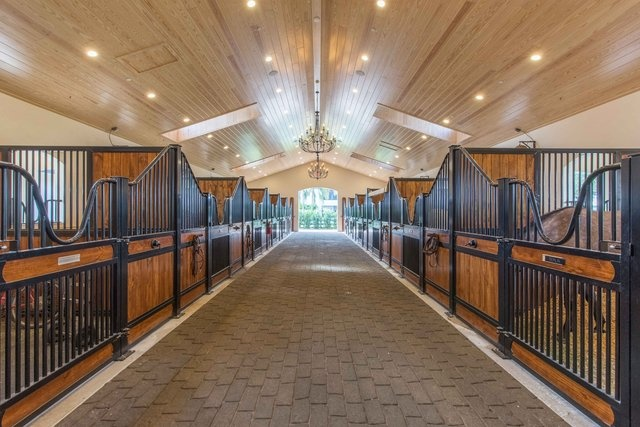 STABLE STYLE: DROOMSTAL IN FLORIDA