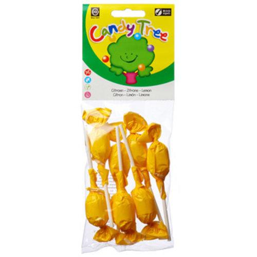 Candy Tree Lolly Citroen 7 Stuks